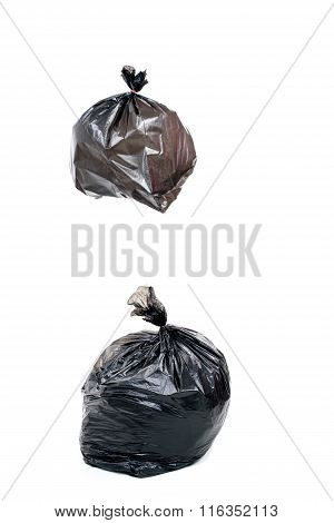 Garbage In Bag For Eliminate