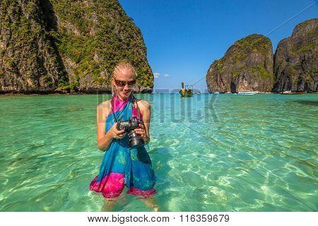 Maya Bay Travel photographer