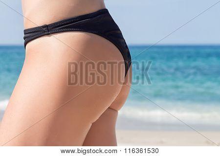Backside On Sea