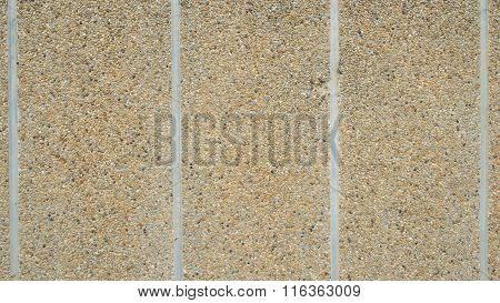 close up of sand wall texture background