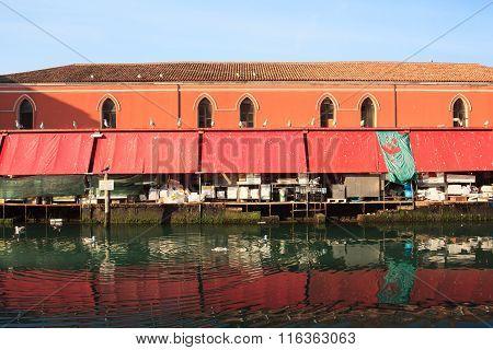 Fish Market, Chioggia