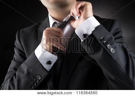 Businessman and Work Stress
