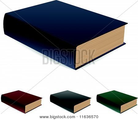 Book lying a pile