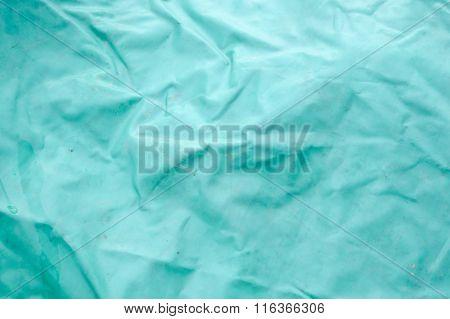 old green Nylon fabric texture