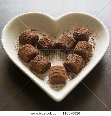 Swiss Chocolate Truffles