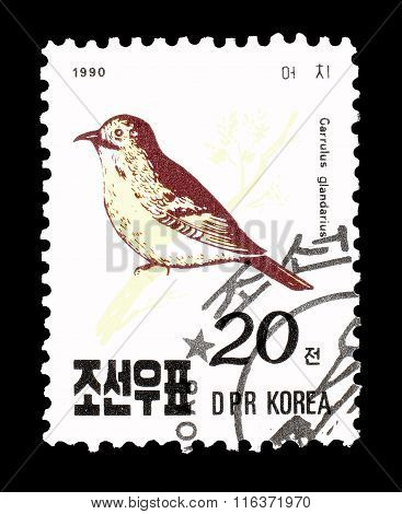 North Korea 1990
