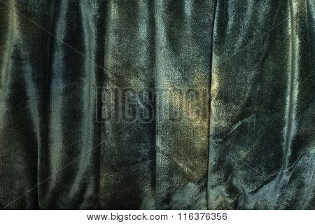 Background With A Drapery