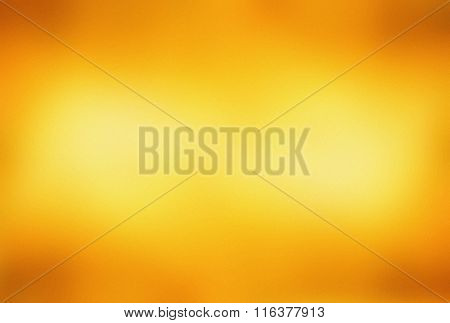 Abstract Orange Background Light Yellow Corner Spotlight, Faint Dark Orange Vintage Grunge Backgroun