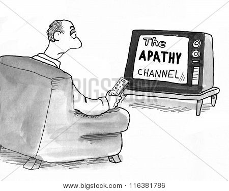 Apathy TV Channel