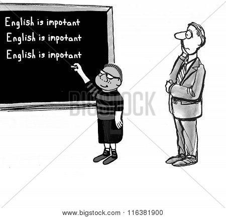Spelling Class
