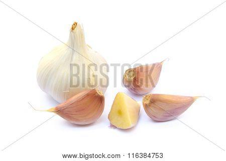 Garlic flavoring