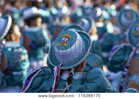 Caporales Dance Group