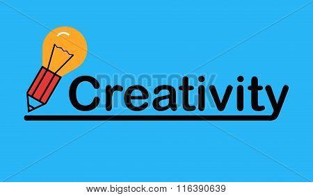 Creativity illustration