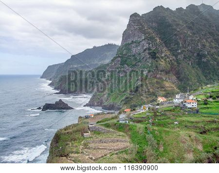 Island Named Madeira