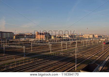 Railways.