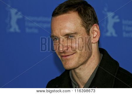 BERLIN, GERMANY - FEBRUARY 15: Michael Fassbender attends the 'Haywire' Photocall during of the 62nd Berlin Film Festival at the Grand Hyatt on February 15, 2012 in Berlin, Germany.