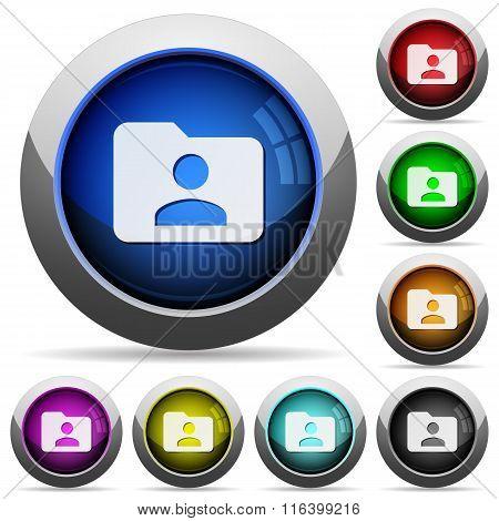 Folder Owner Button Set