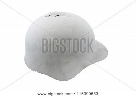 The First Soviet (ussr) Helmet
