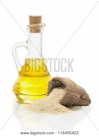 Sesame Oil And Sesame