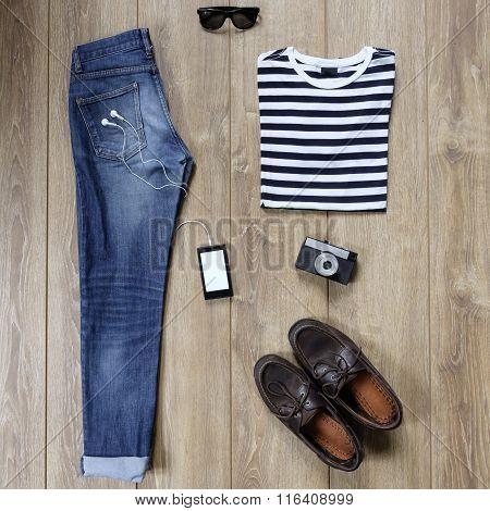 Essential Casual Men Clothing