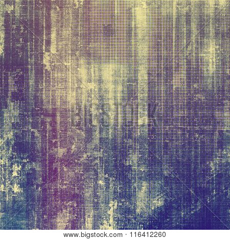 Vintage texture. With different color patterns: yellow (beige); pink; purple (violet); blue; gray