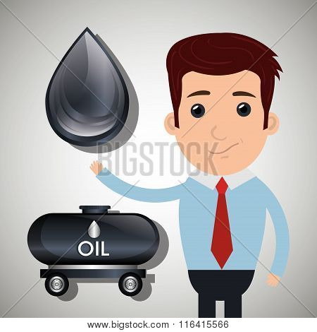 Petroleum and oil business