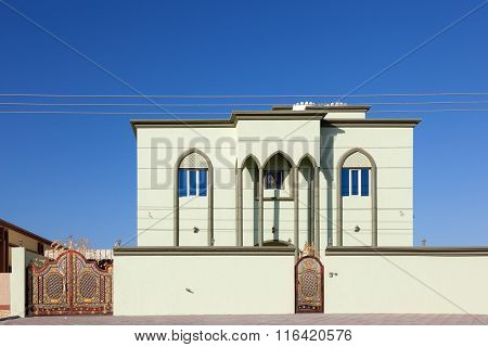 House In Oman