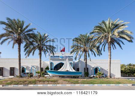Al Sawadi Beach Hotel In Muscat, Oman