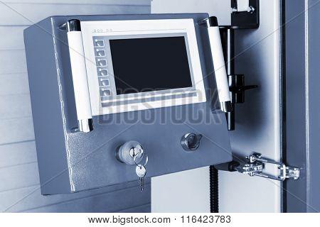 remote control of thermal vacuum enclosure