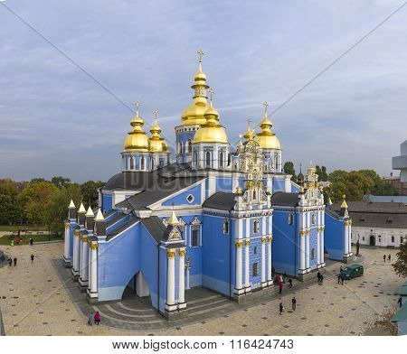 Ancient Architecture Of Kiev-pechersk Lavra