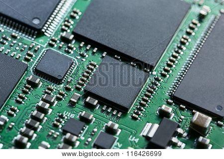 Green system board