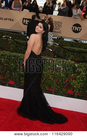 LOS ANGELES - JAN 30:  Ariel Winter at the 22nd Screen Actors Guild Awards at the Shrine Auditorium on January 30, 2016 in Los Angeles, CA