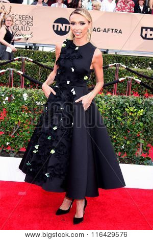LOS ANGELES - JAN 30:  Giuliana Rancic at the 22nd Screen Actors Guild Awards at the Shrine Auditorium on January 30, 2016 in Los Angeles, CA