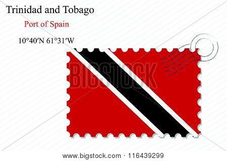 Trinidad And Tobago Stamp Design
