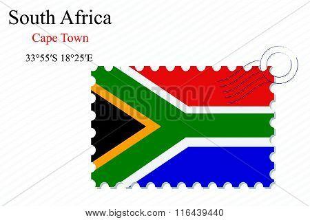 South Africa Stamp Design