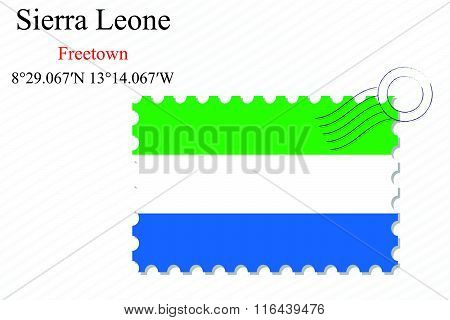 Sierra Leone Stamp Design