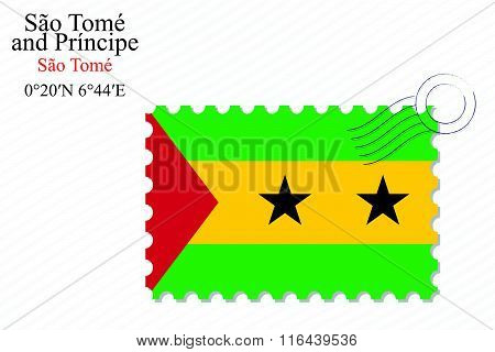 Sao Tome And Principe Stamp Design