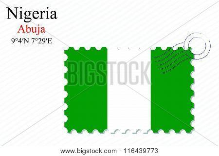 Nigeria Stamp Design