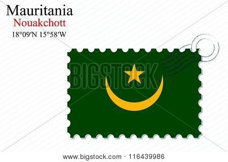 Mauritania Stamp Design