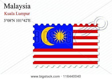 Malaysia Stamp Design