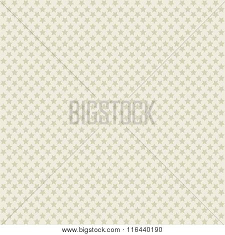 Stars Grey Pattern