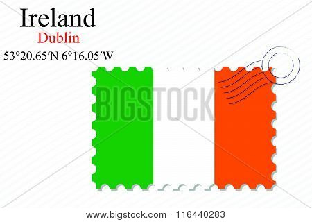 Ireland Stamp Design