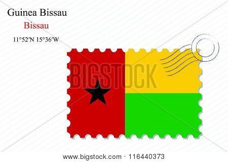 Guinea Bissau Stamp Design