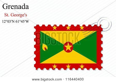 Grenada Stamp Design