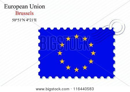 European Union Stamp Design