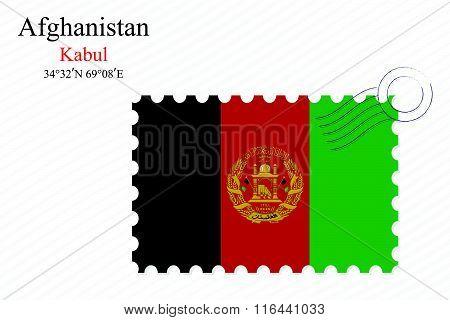 Afghanistan Stamp Design