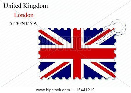 United Kingdom Stamp Design