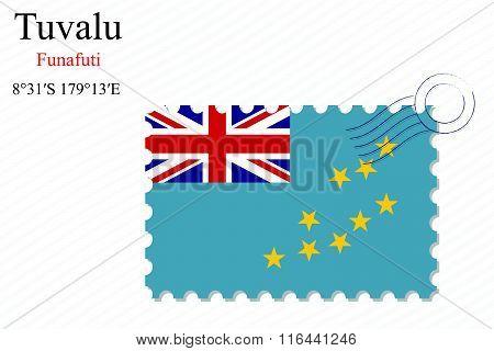 Tuvalu Stamp Design