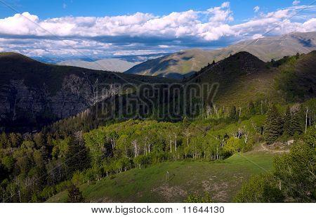 Sundance peak