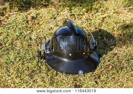 Helmet Safety For Firefighter